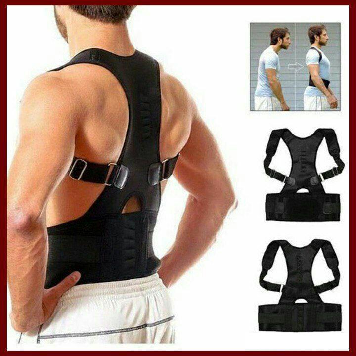 Real Doctors Support correcteur posture : ceinture médicale de dos