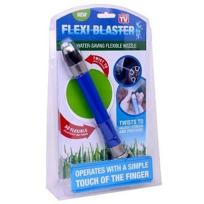 Flexi Blaster Pistolet à Pression d'Eau EZ Jet Water Cannon