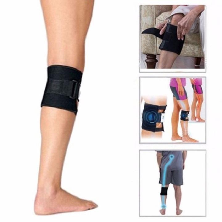 Be Active Genouillère pour un thérapie rapide et efficace des douleur dorsale et sciatique