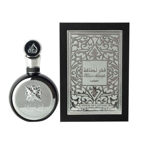 Lattafa Fakhar Lattafa Argent 100Ml Eau de Parfum