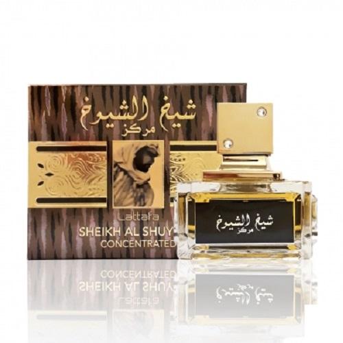 Eau de parfum Sheikh Al Shuyukh concentré 100 ML