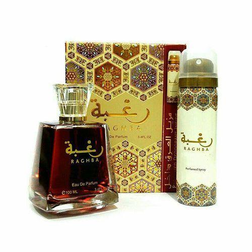 Raghba Parfum Eau de parfum + Déodorant pour femme