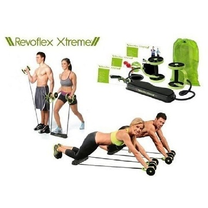 Revoflex Xtreme Multi-Fonctions - 60 Exercices