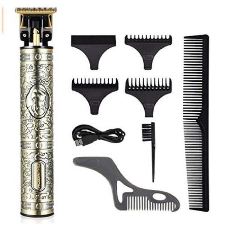 Tondeuses à cheveux électriques Rechargeable professionnelles + Accessoires de coiffeur