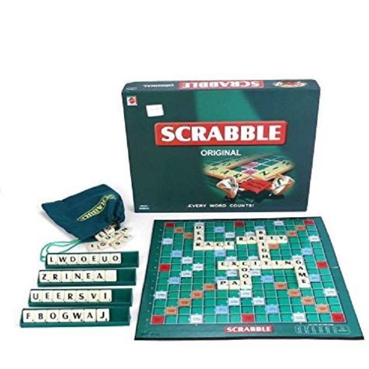 SCRABBLE Version classique