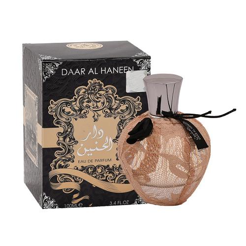 Parfum Daar Al Haneen ARD AL ZAAFARAN Eau de Parfum de Haute Qualité et de Longue Durée, Arabe Oriental 100ML