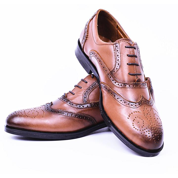 Chaussure Marron 100% Cuir