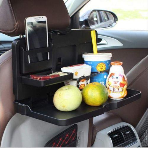 Universel pliable siège arrière de voiture plateau alimentaire voyage de voiture Table à manger eau porte-boisson