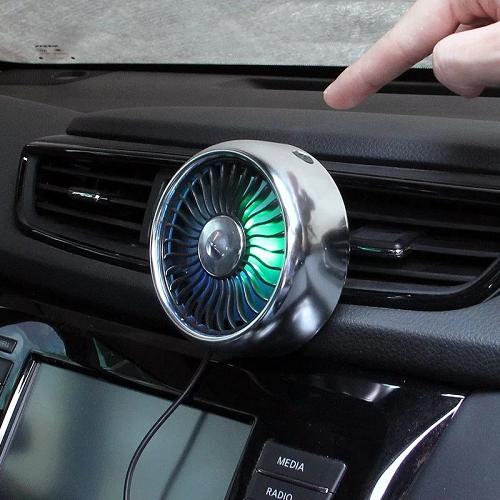 Mini Ventilateur de refroidissement d'air maison camion voiture Portable