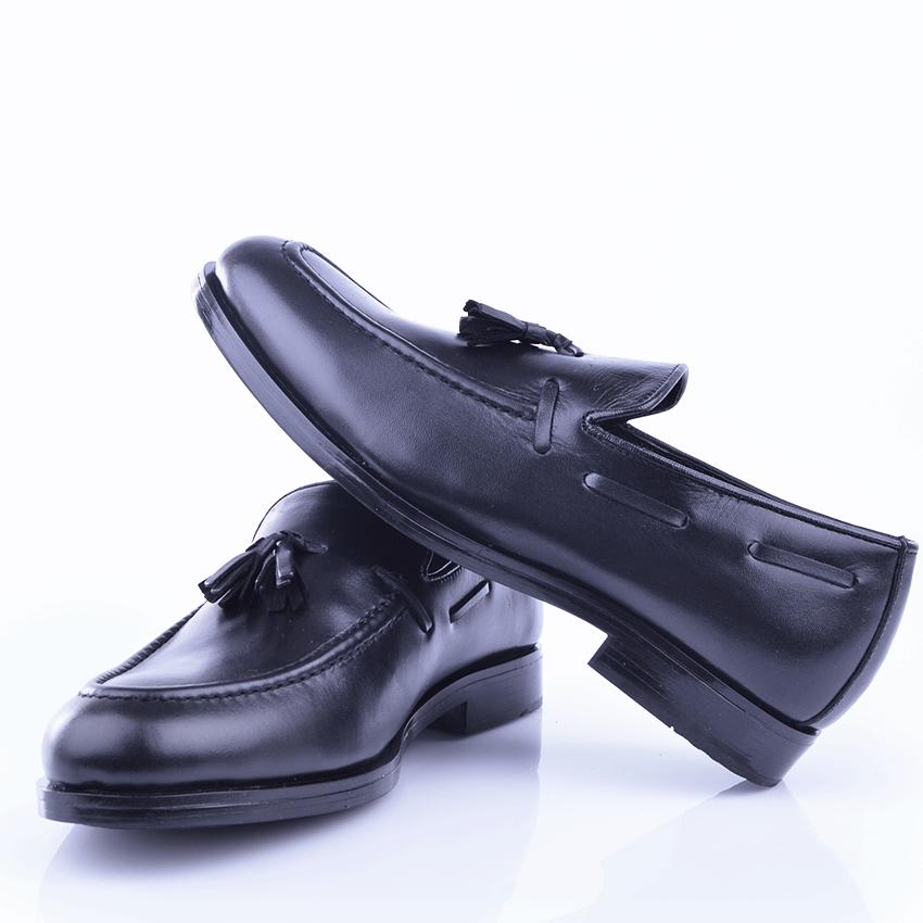 Chaussure Noir 100% Cuir