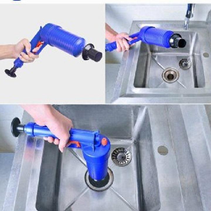Pompe Nettoyeur Plunger Opener Dredge Tools Nettoyant pour salle de bain Cuisine