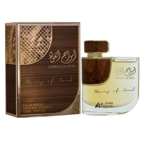 Lattafa Eau de parfum Amwaj Al Oud Unisex 100ml