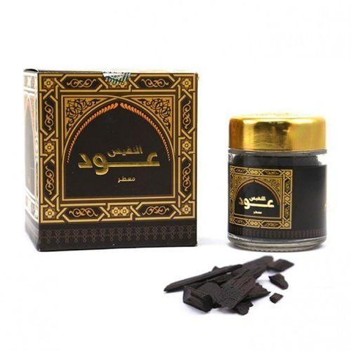 Banafa for oud Bkhour Oud An-nafis 50g