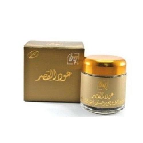 Banafa for oud Bkhour Oud Al Kasr 50g