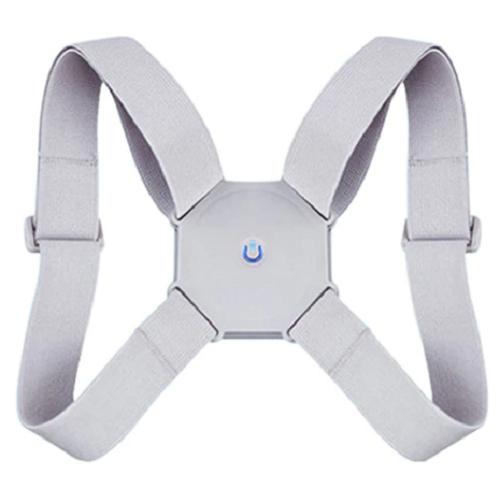 Smart Posture Corrector avec capteur intelligent de vibration Réglable pour Hommes Femmes et Enfants