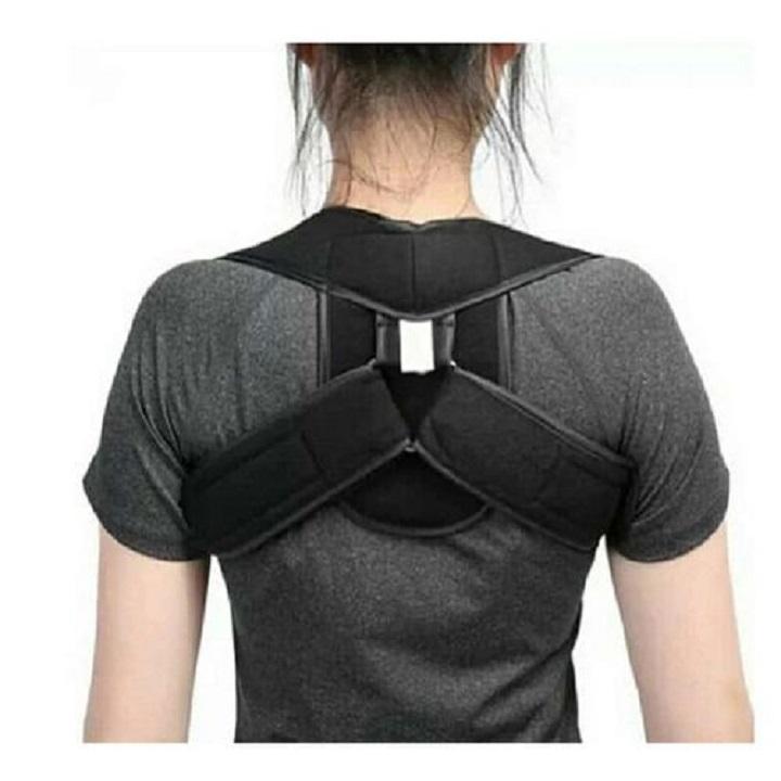 SIBOTE Ceinture de correction de posture de dos d'épaule