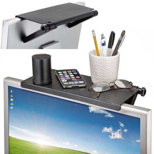 Support TV De Stockage WIFI décodeur Durable Caddy Screen Top Shelf Rack