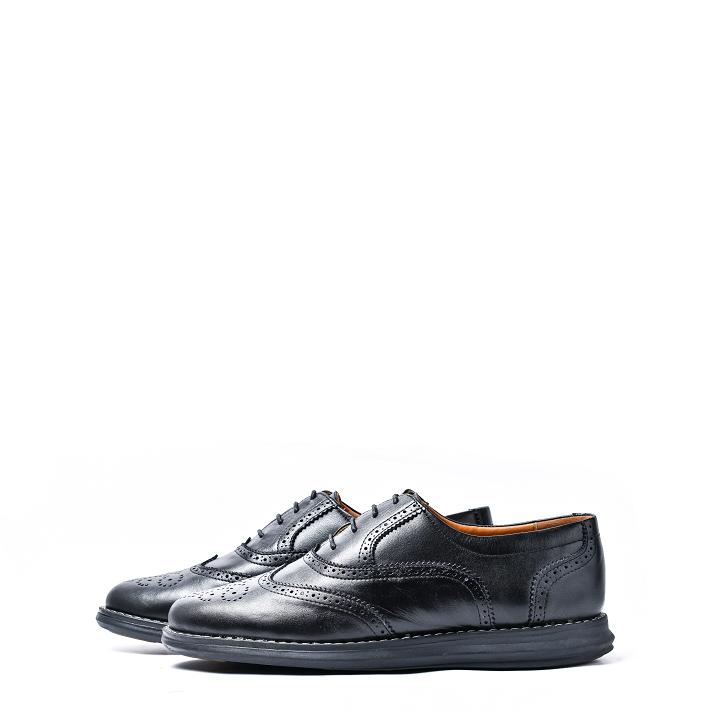 Chaussure Noire 100% Cuir