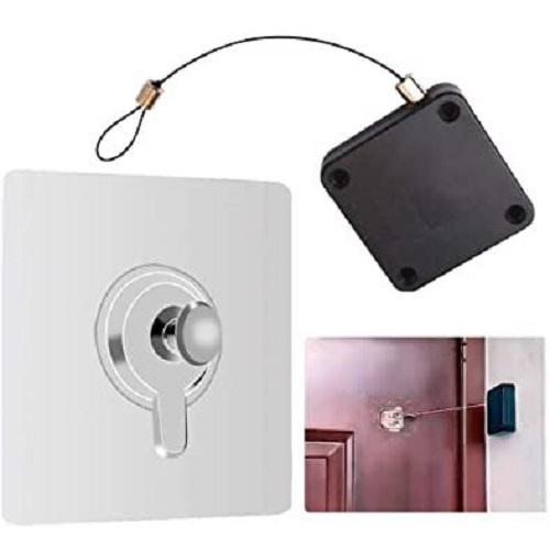Support télescopique pour fermeture de porte