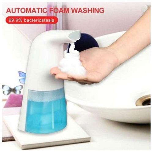 Distributeur de savon Liquide Automatique Infrarouge Sans Contact