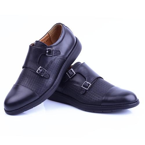 Nelson Chaussure Médicale Noire NEL201