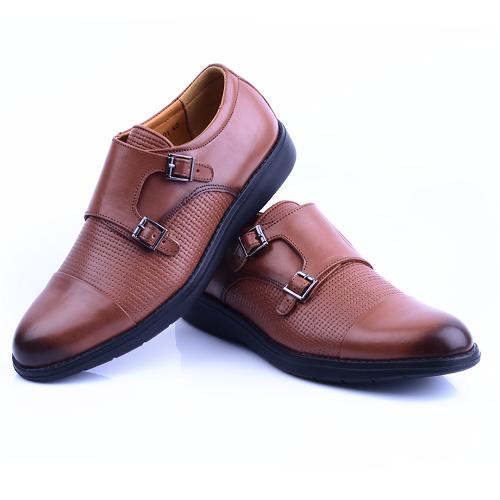 Chaussure Médicale Marron NEL201