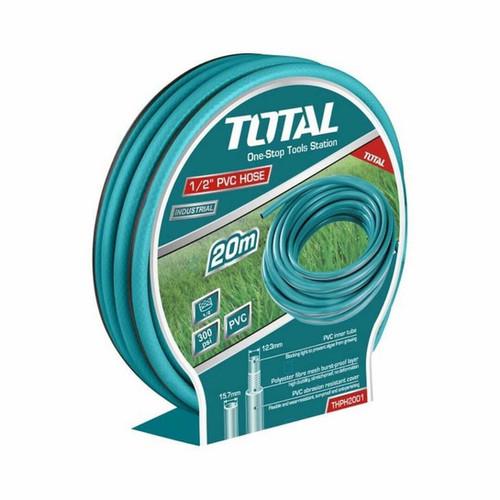 "Tuyau PVC 1/2 "" 20M - TOTAL"