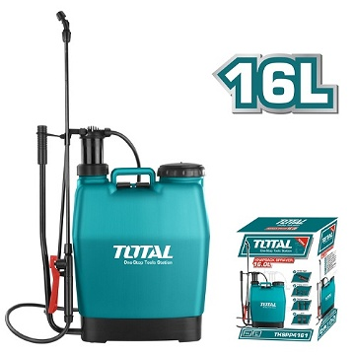 Pulvérisateur à dos 16L - TOTAL