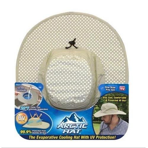 Arctic Chapeau de Protection UV pour Hommes Femmes.