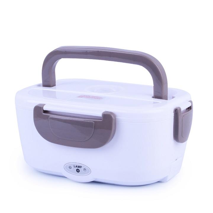 Porte Manger Electrique TATCH Swisstech boite a repas chauffe (Swiss Lunch Box) : isotherme