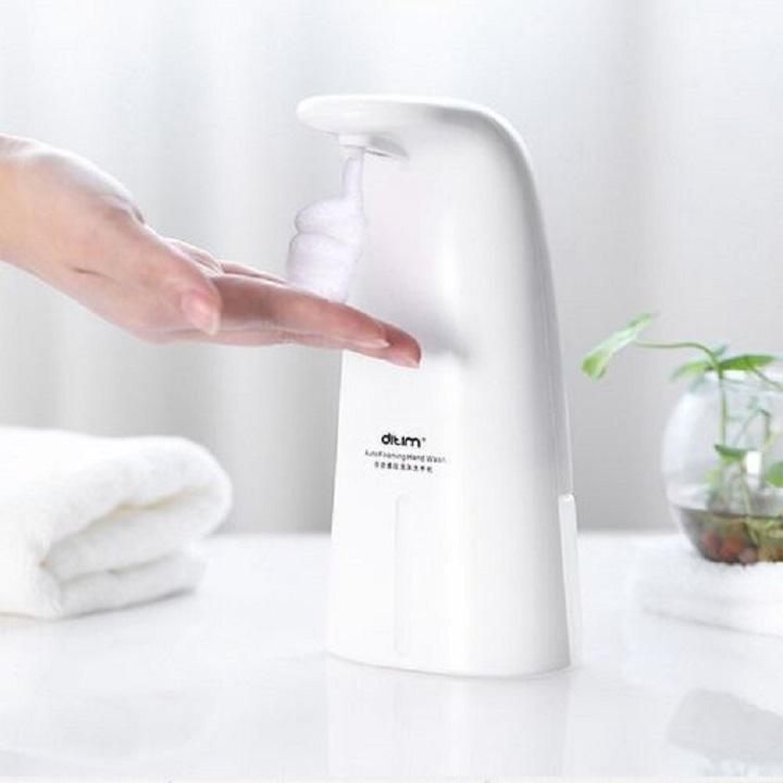 Distributeur infrarouge de savon automatique Désinfectant sans contact