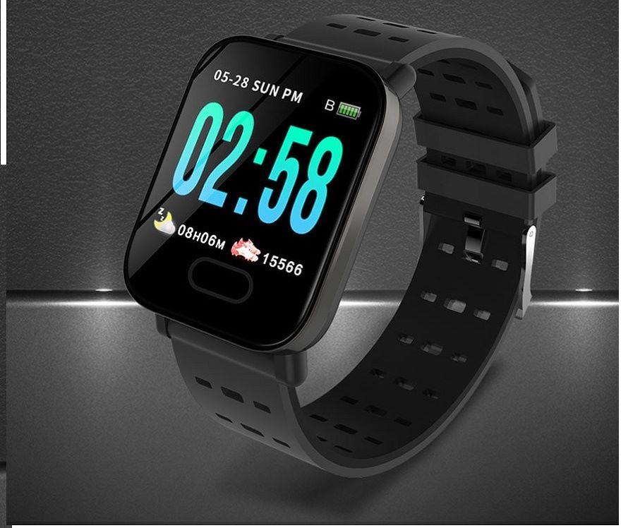Smart bracelet sport connectée waterproof A6