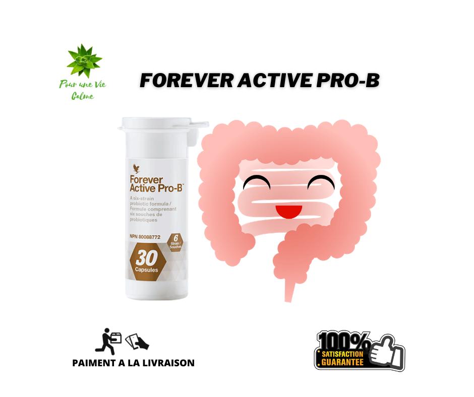 FOREVER ACTIVE PRO-B - فوريفر أكتيف برو-ب