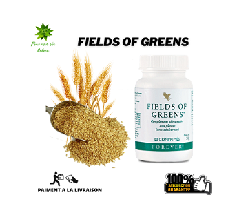 Fields of Greens - فيلدز أف قرين