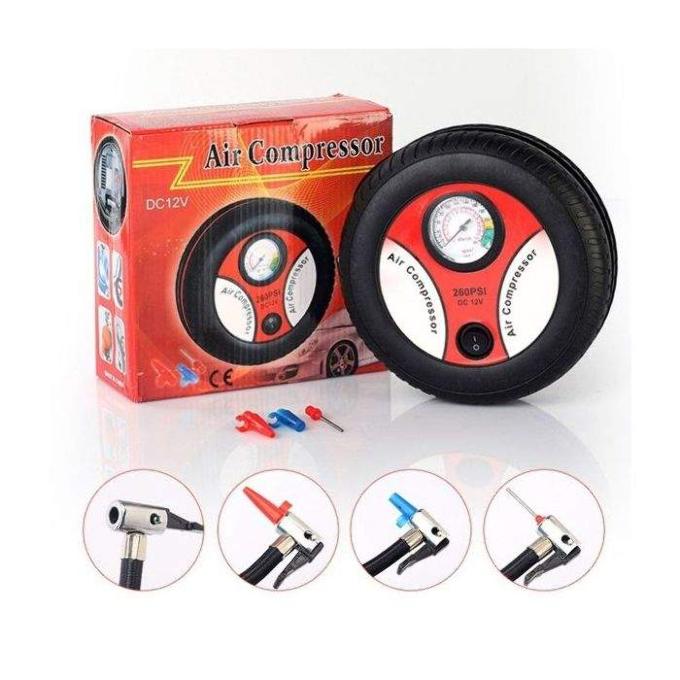 نافخ العجلات المحمول Air compressor 12V