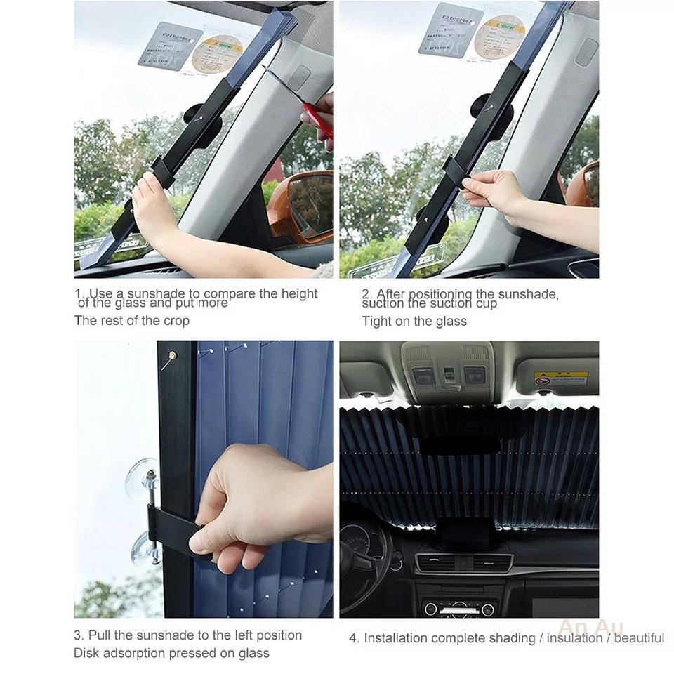 غطاء زجاج أمامي ممتاز لحماية سيارتك