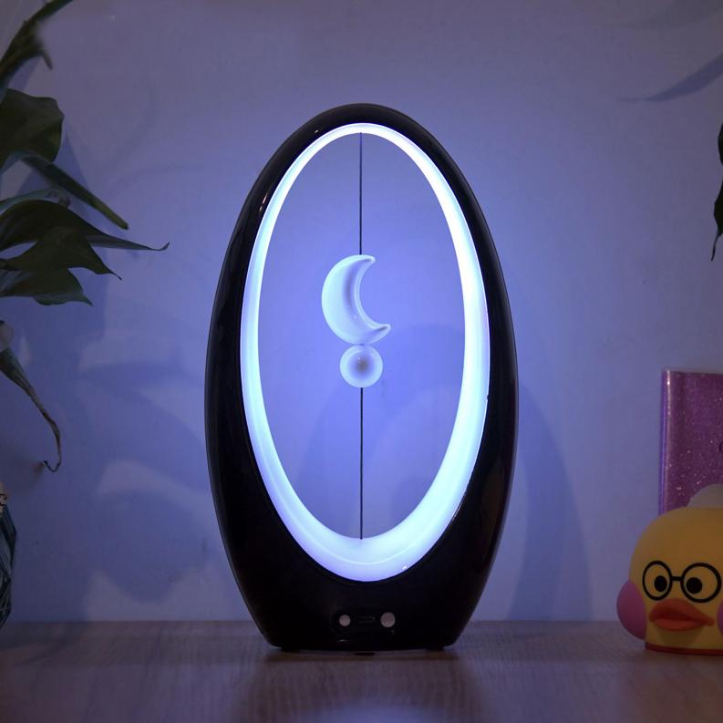 المصباح المغناطيسي متعدد الألوان.