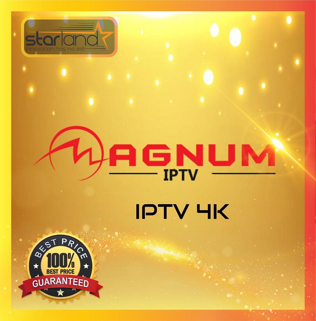 MAGNUM OTT  ABONNEMENT IPTV 4K