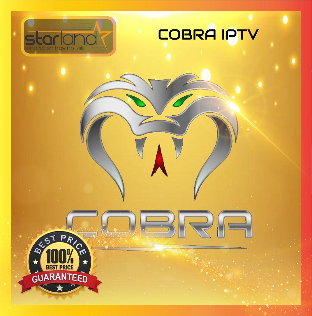 Cobra Abonnement  IPTV
