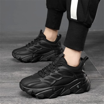 New Collection sneakers Black