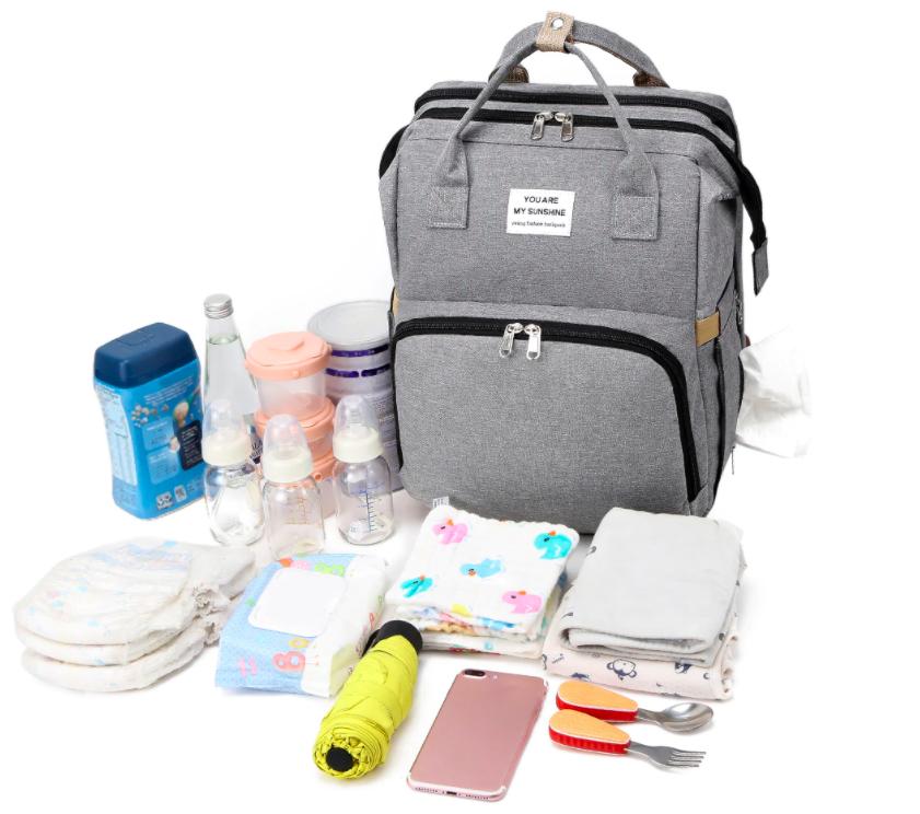 Original Baby Travel Bag 3 in 1