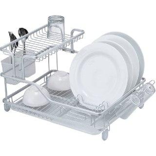 egouttoir a vaisselle en aliminium