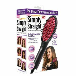 Simply Straight Brosse Lissante Simply Straight Electrique