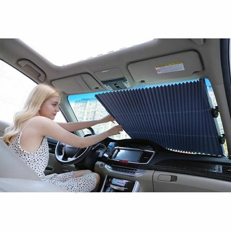 غطاء واقي لزجاج الأمامي للسيارة