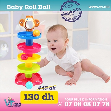 Baby Roll Ball