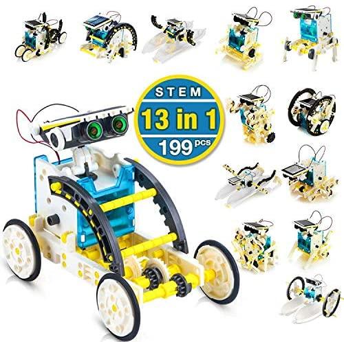 Robot Solaire educatif 13 en-1