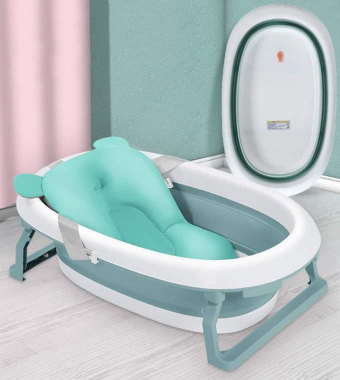 Baignoire bébé pliable confort