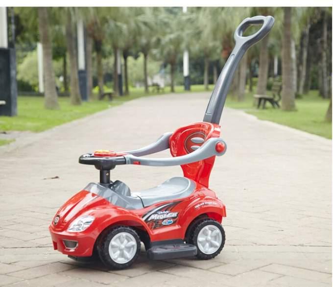 Trotteur Porteur Baby Mega Car Musical
