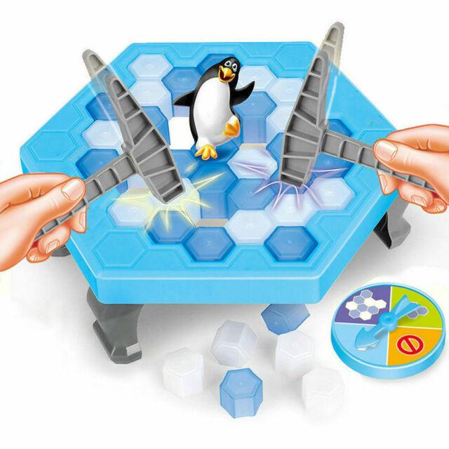 Jeu de piège Glace brisant sauver Le Pingouin