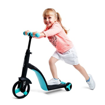 Children's scooter 2 in 1